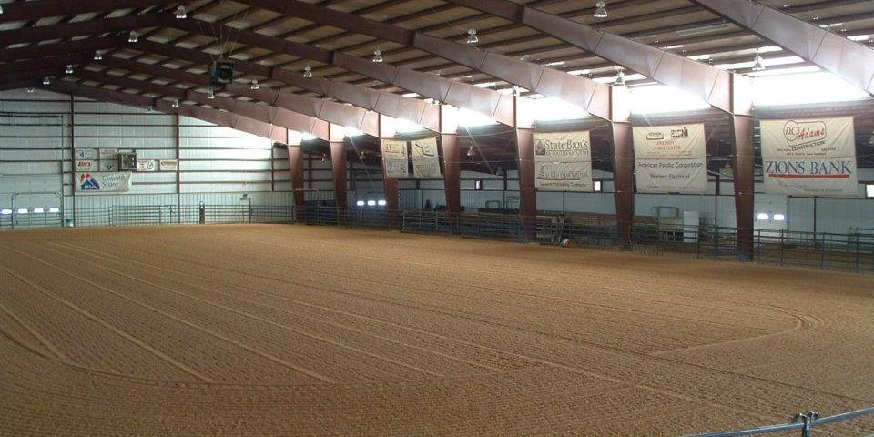 Indoor Horse Arena