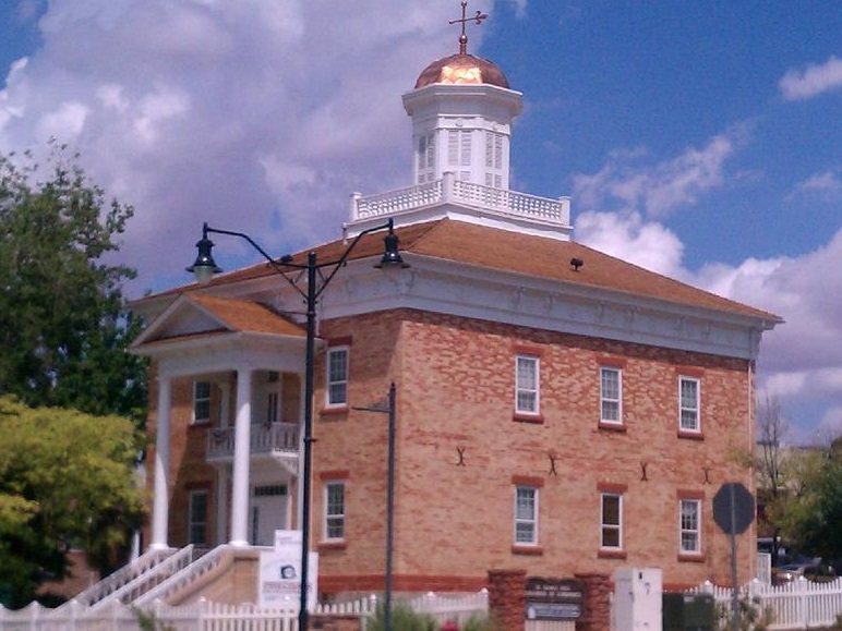 Brick Courthouse
